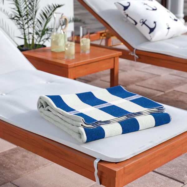 Kelsch 100% Cotton Beach Towel by Beachcrest Home